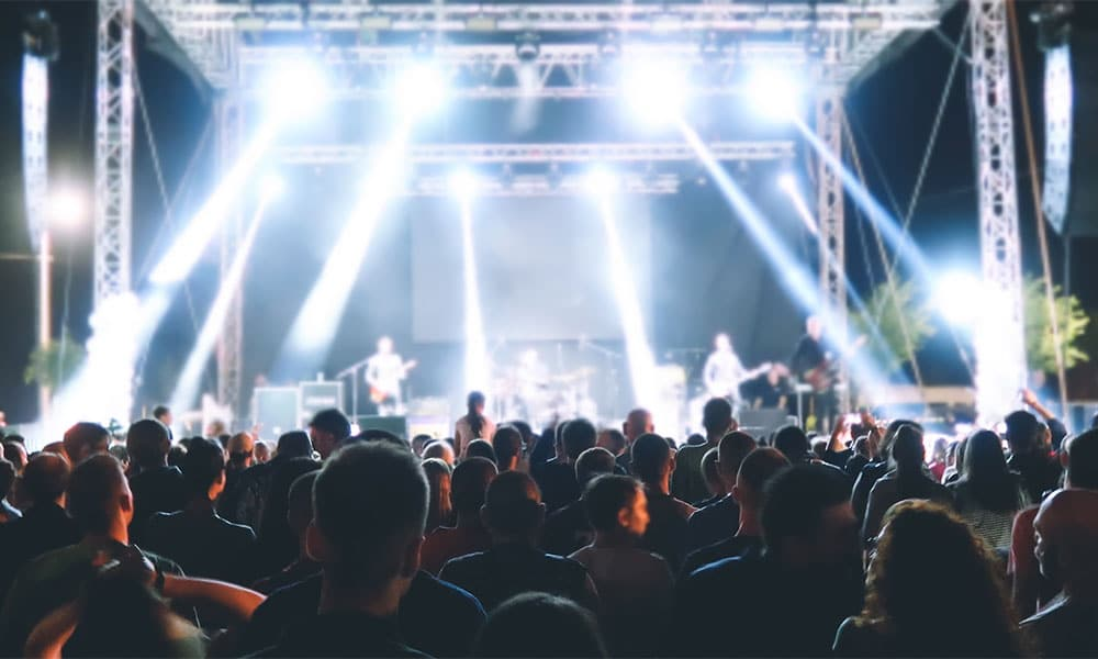 Excited for your next concert? Let A&A take you there and bring you home safe!